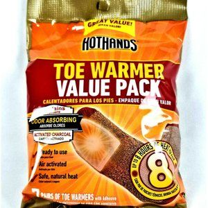 Hot Hands HotHands TOE WARMER Value Pack - 7 Pairs